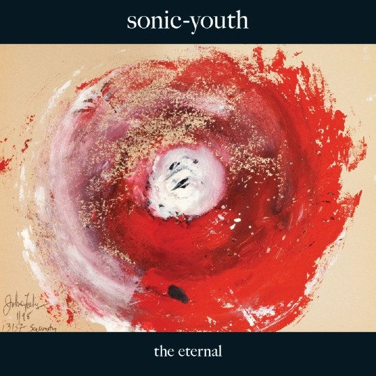 Tracklist, cover art revealed for Sonic Youth's 'The Eternal'