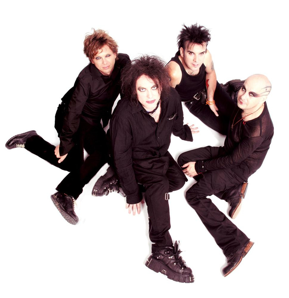 The Cure warming up for Coachella with theater gig at Las Vegas' Palms Casino