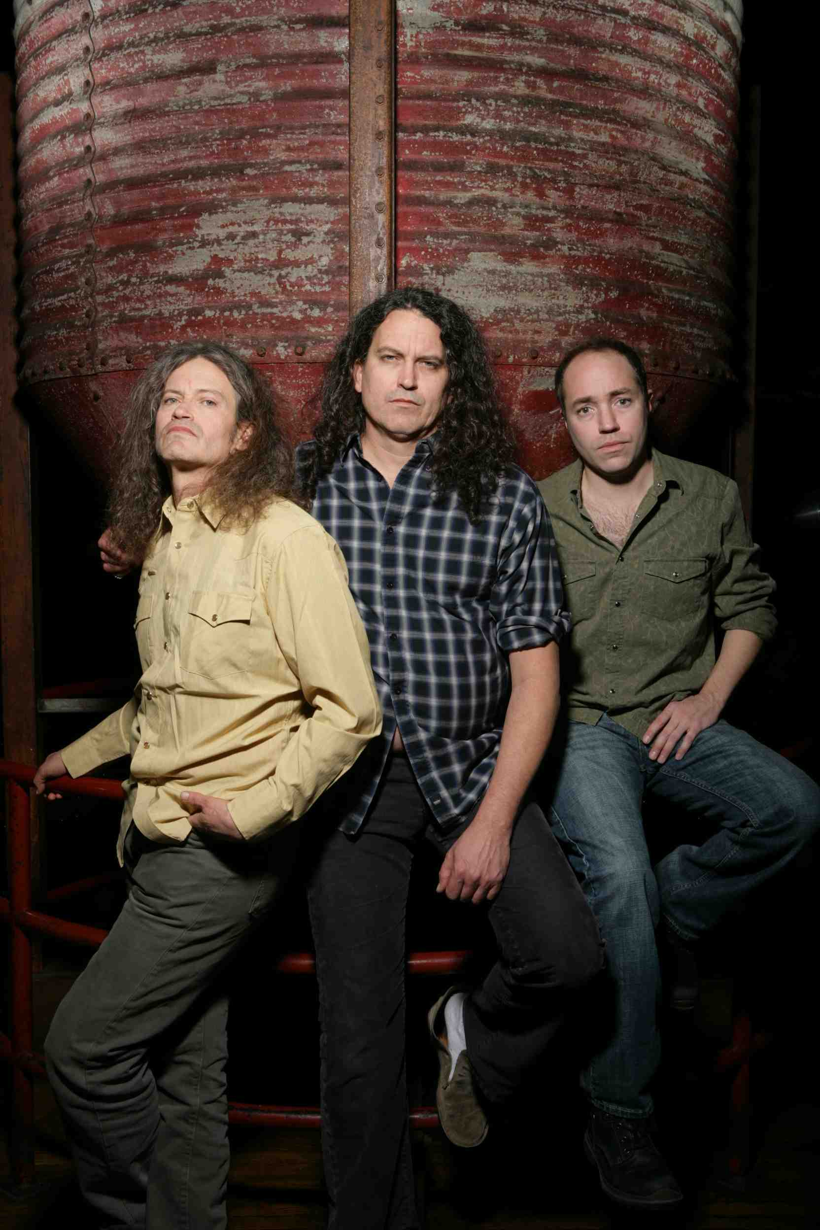 Meat Puppets set spring tour to coincide with new CD, 'Sewn Together'
