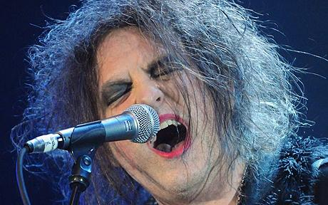 Video: The Cure at NME's 'Big Gig'