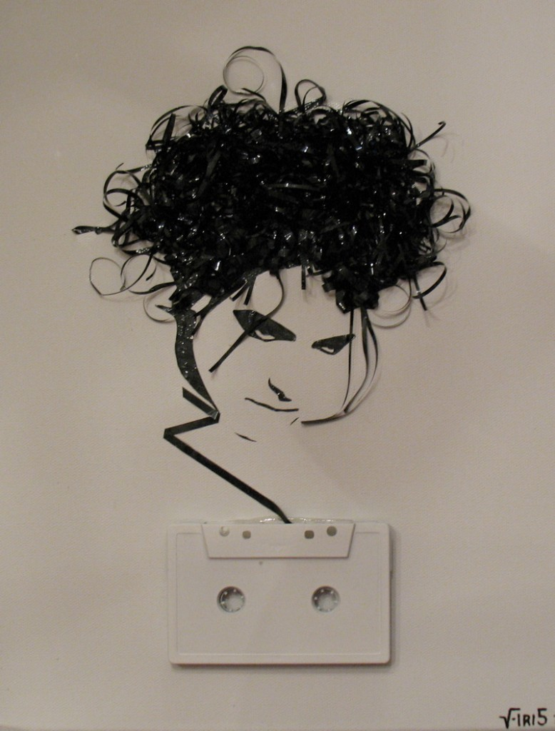 'Ghost in the Machine: Robert Smith'