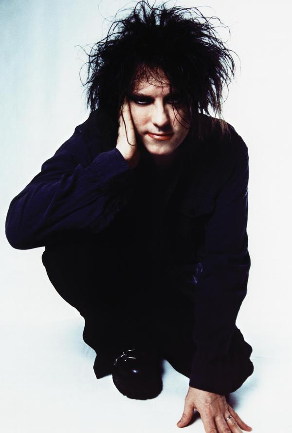 The Cure's Robert Smith rails against 'free music.' Again