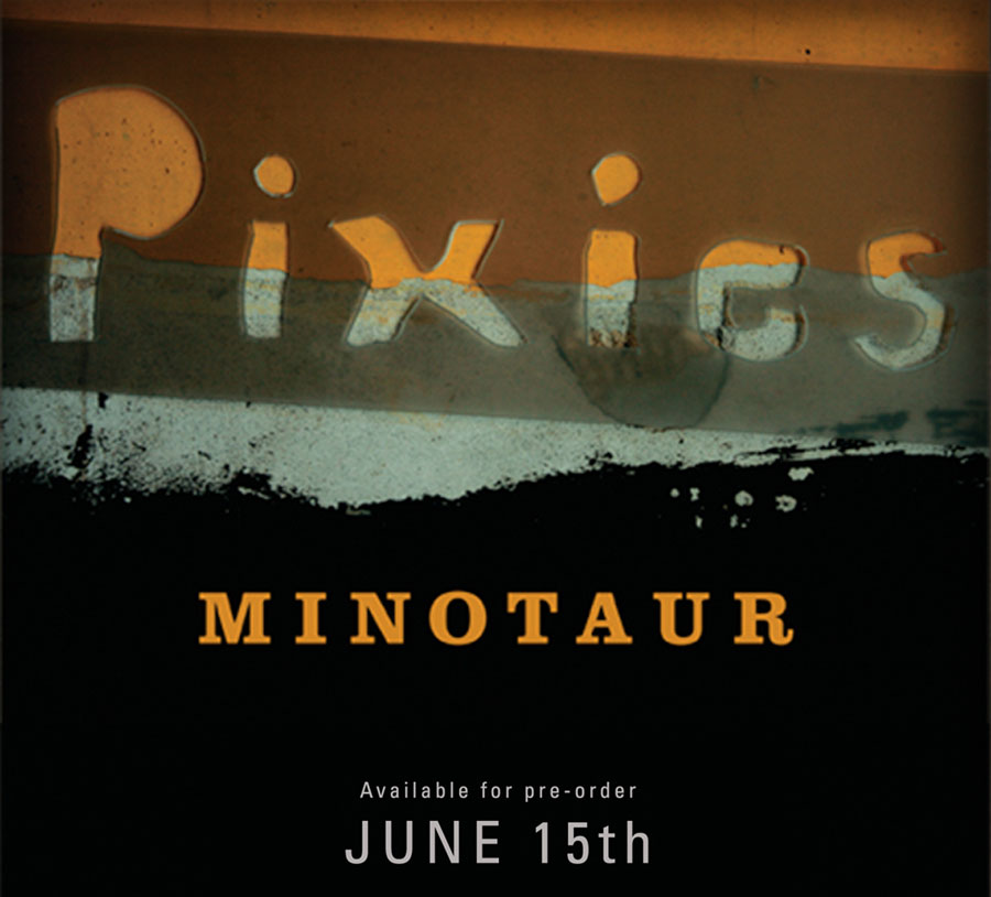 Pixies reissuing all of their studio albums in deluxe 'Minotaur' box sets