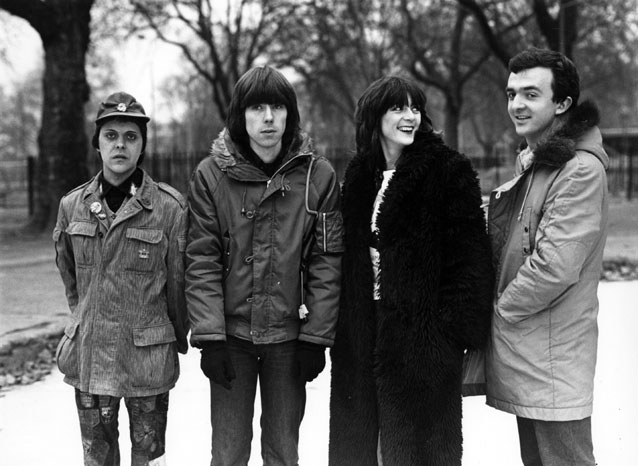 Industrial pioneer Throbbing Gristle to embark on first U.S. tour in 28 years
