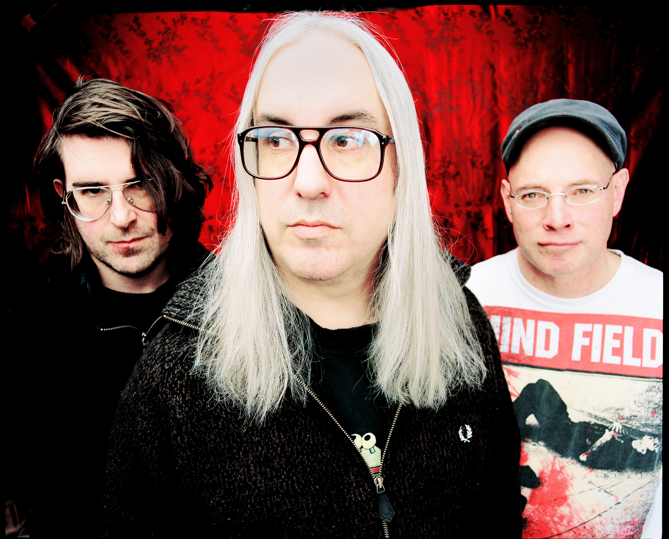 Download free MP3 of new Dinosaur Jr track 'I Don't Want You To Know'