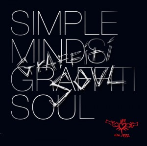 Simple Minds, 'Graffiti Soul'