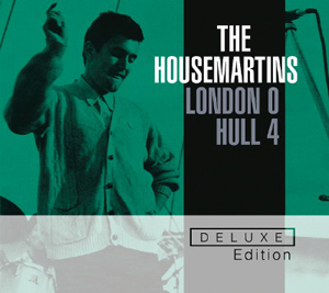 Expanded reissue of The Housemartins' 'London 0 Hull 4' due out next month