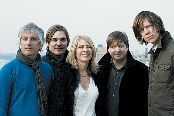 Video: Sonic Youth performs 'Sacred Trickster' on Letterman