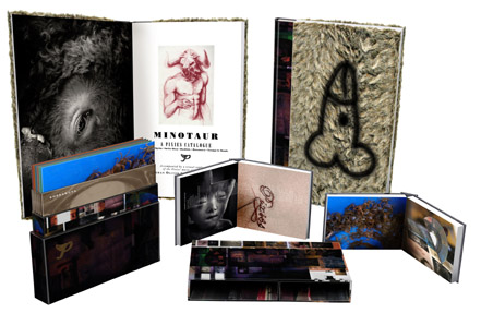 Photo of Pixies' 'Minotaur' limited-edition box set