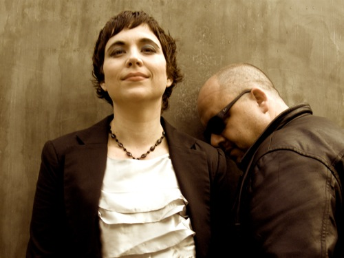 Violet Clark and Black Francis are Grand Duchy