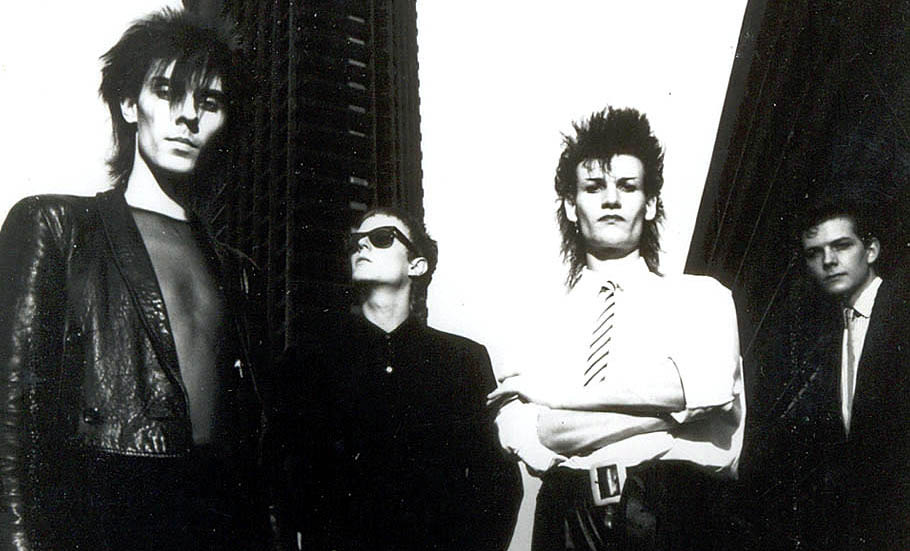 Bauhaus, Pixies, The Fall up for 'Omnibus' reissues from new Beggars Archive imprint