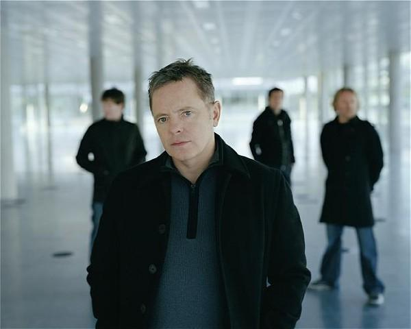 Bad Lieutenant's Bernard Sumner, shown here with New Order's final lineup
