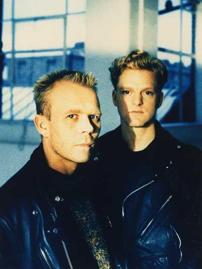 Erasure reissuing 'The Innocents,' rare club mixes, 'Abba-esque' remix EP
