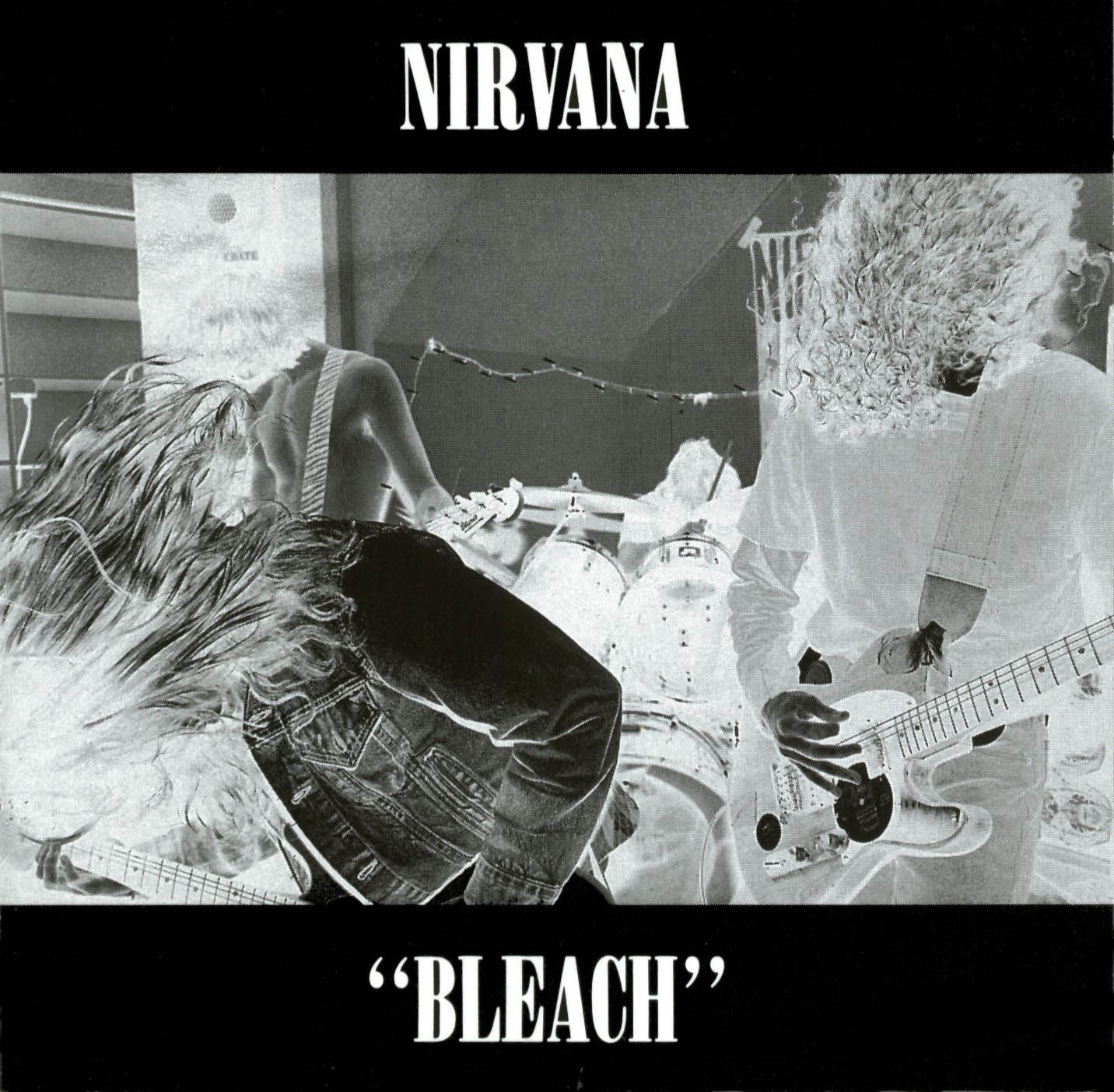 Nirvana's 'Bleach' receiving 20th anniversary reissue on Sub Pop, with bonus live concert