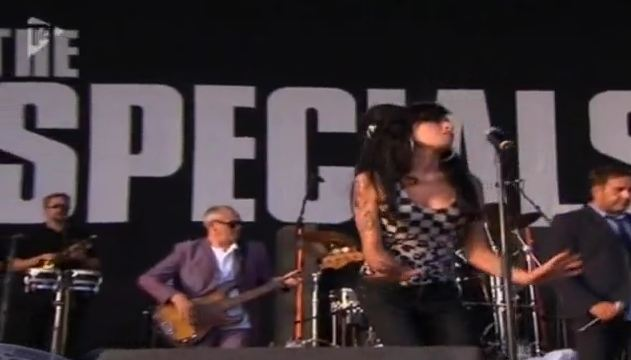 Video: Amy Winehouse joins The Specials for 'You're Wondering Now,' 'Ghost Town'