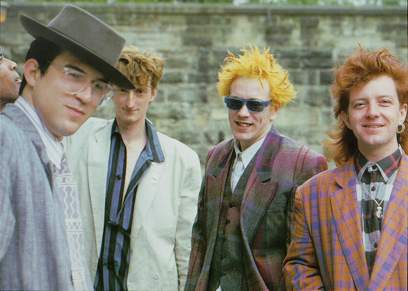 John Lydon reuniting Public Image Ltd. for 30th anniversary of 'Metal Box'