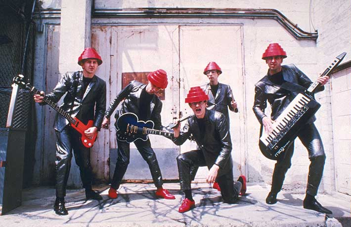 Devo Reissuing 2 Classic Albums Performing Them Live On 7