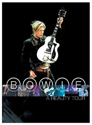 David Bowie's 'A Reality Tour' coming to CD