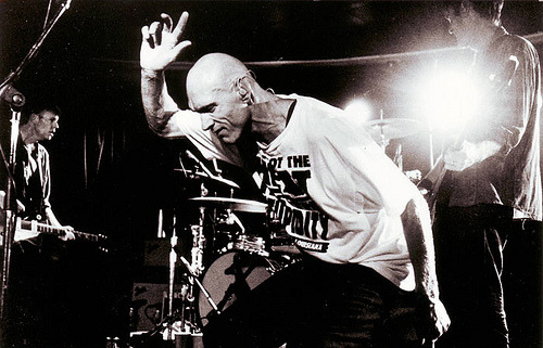 Midnight Oil, circa 1997
