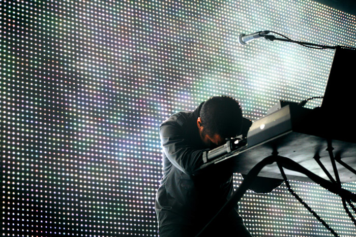 Trent Reznor rearranges Nine Inch Nails' final concerts, performs with Gary Numan
