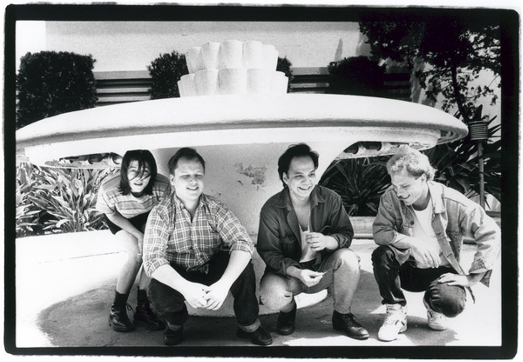 Pixies' 'Doolittle' 20th anniversary tour heads to Australia, New Zealand in 2010