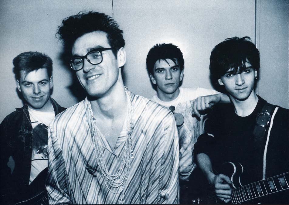 Image result for morrissey the smiths