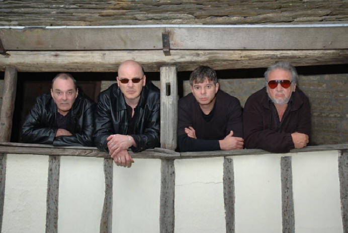 The Stranglers plot 2010 tour of the UK