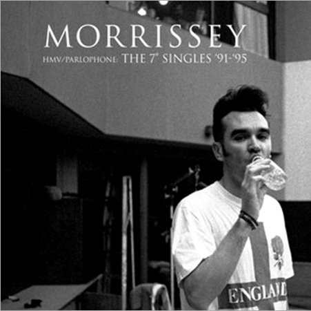 New releases: Morrissey's solo 7-inch singles collected in 2 box sets spanning 1988-1995