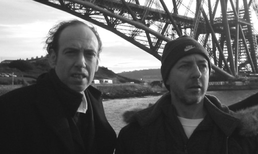 Mick Jones and Tony James of Carbon/Silicon