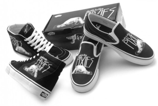 "Vans' ""Death to the Pixies"" shoes"