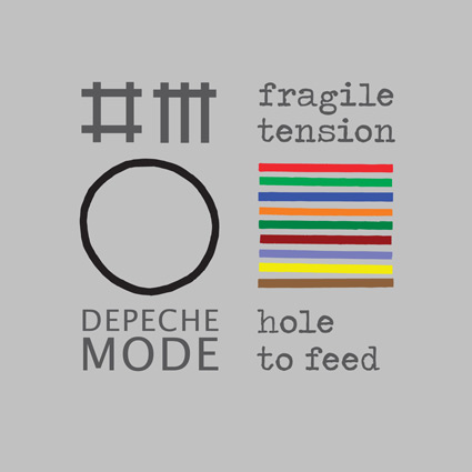 Depeche Mode, 'Fragile Tension'/'Hole to Feed'