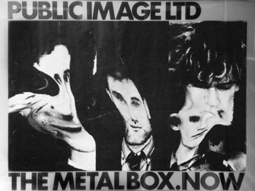 Public Image Ltd. reissuing 'Metal Box' on CD, plus out-of-print 'Plastic Box' compilation