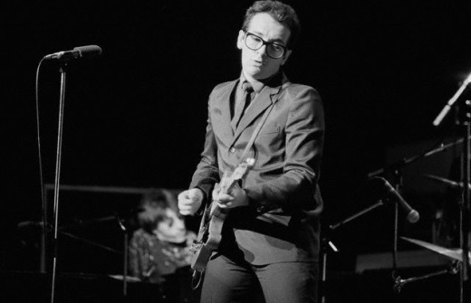 Elvis Costello & The Attractions - White Knuckles