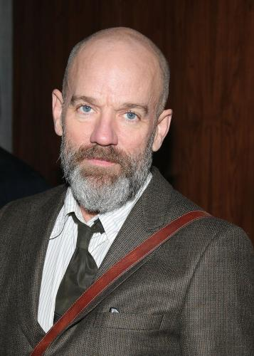 R.E.M.'s Michael Stipe turns 50 today