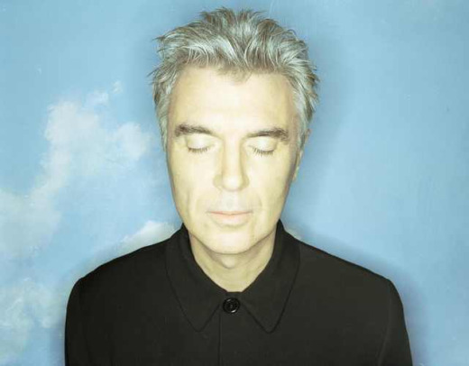 The name of this man is David Byrne