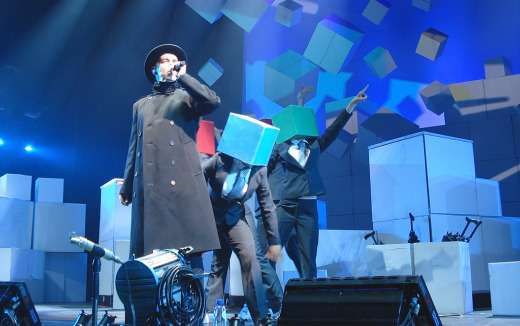 Pet Shop Boys' Pandemonium Tour