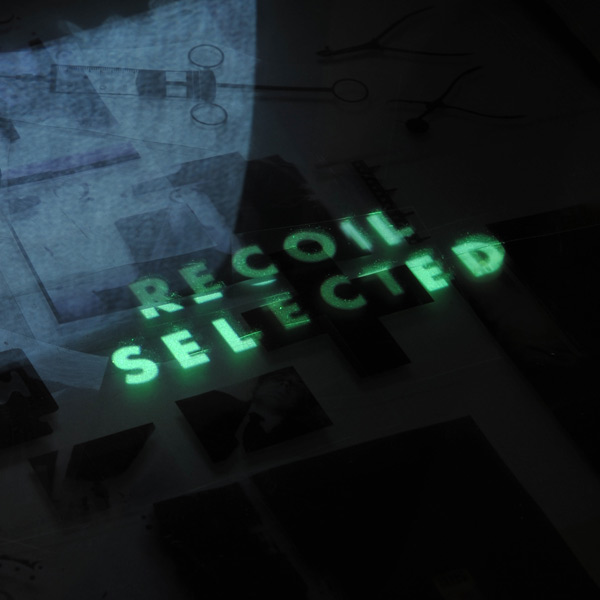 Alan Wilder's Recoil unveils artwork, tracklist for 'Selected' best-of compilation CD