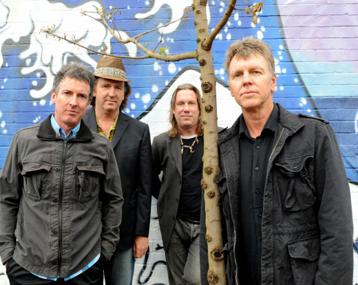 Midnight Oil, Violent Femmes members form instrumental surf-rock band The Break