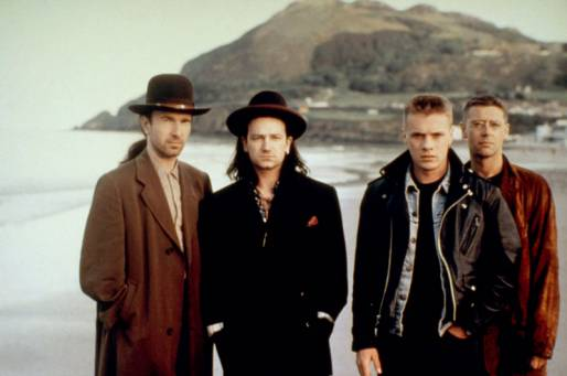 Vintage Video: U2 rings out the 1980s with New Year's gig at Dublin's Point Depot