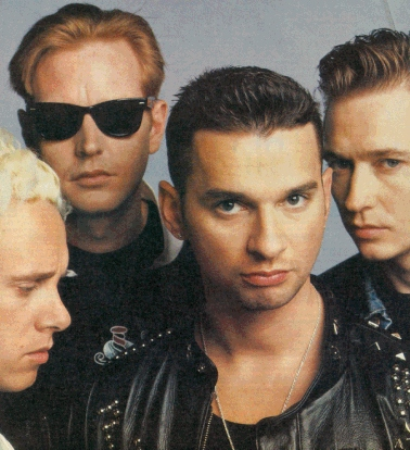 Vintage Video: Depeche Mode's 1988 MTV Music Video Award home movies