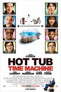 'Hot Tub Time Machine'