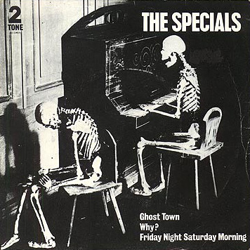 The Specials, 'Ghost Town'