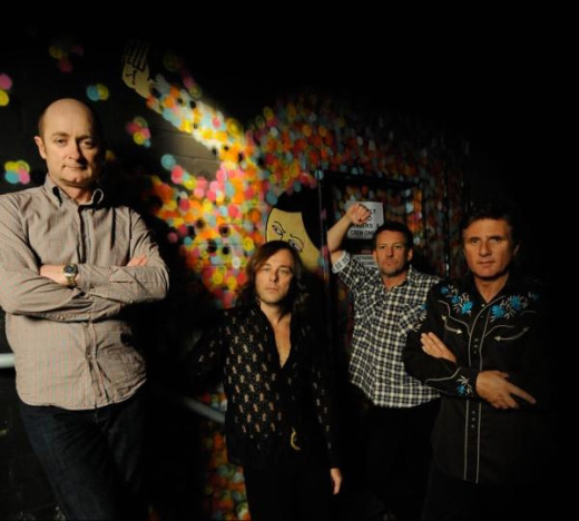 Hoodoo Gurus set U.S. release for 'Purity of Essence,' mock Metallica in making-of video