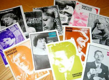 Smiths Indeed fanzine's 12-issue run