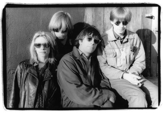 Sonic Youth reissuing 'Confusion is Sex,' 'Bad Moon Rising,' 'EVOL,' 'Sister' on vinyl