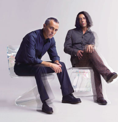 Tears For Fears set Los Angeles concert prior to Australian tour with Spandau Ballet
