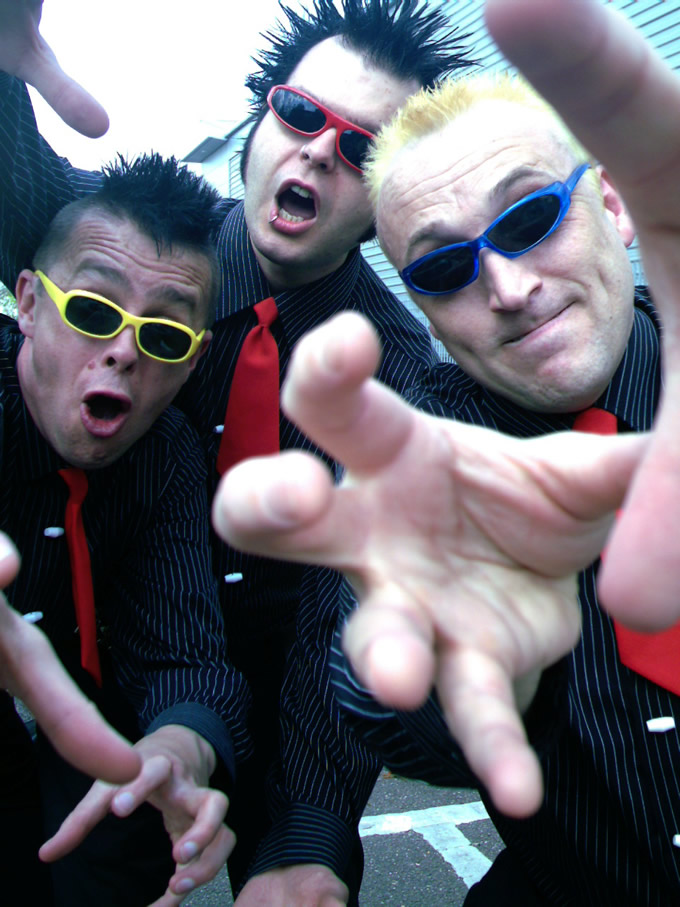 The Toy Dolls working on new studio album, plotting 30th anniversary concerts