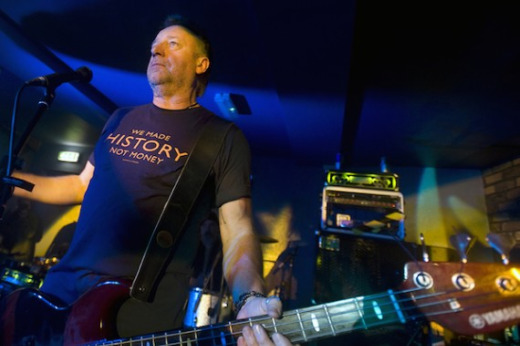 Peter Hook plans Joy Division set at FAC251, 'Unknown Pleasures' spoken-word tour
