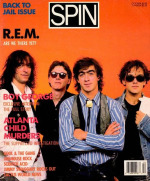 R.E.M., Spin, October 1986