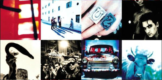 U2's 'Achtung Baby' tops Spin magazine's list of the 125 best albums of last 25 years
